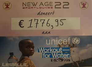 New_Age_22_Sportlounge_bijdraagt_aan_UNICEF_LesMills_Work_out_for_water